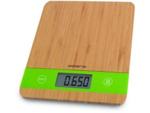 Весы кухонные POLARIS PKS0545D Bamboo
