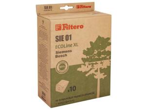 Пылесборники Filtero SIE01Ecoline (10+фильтр)