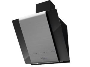 Вытяжка KRONA TALLI 600 inox/black glass 3P