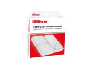 Антивибрационные подставки для стиральных машин Filtero