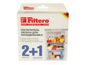 Поглотитель запаха Filtero для холодильников