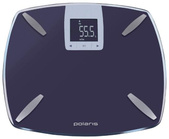 Весы напольные Polaris PWS1850DGF PURPLE
