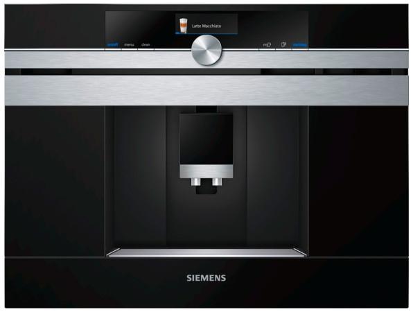 Кофе-машина Siemens CT636LES1