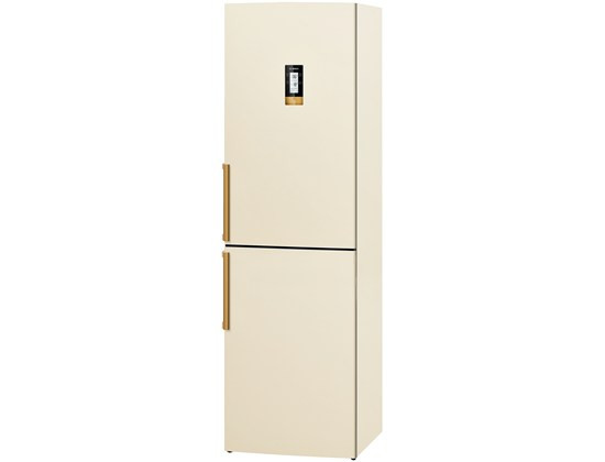 Холодильник BOSCH KGN39AK17R бежевый