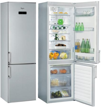 Холодильник Whirlpool WBE3677NFC TS