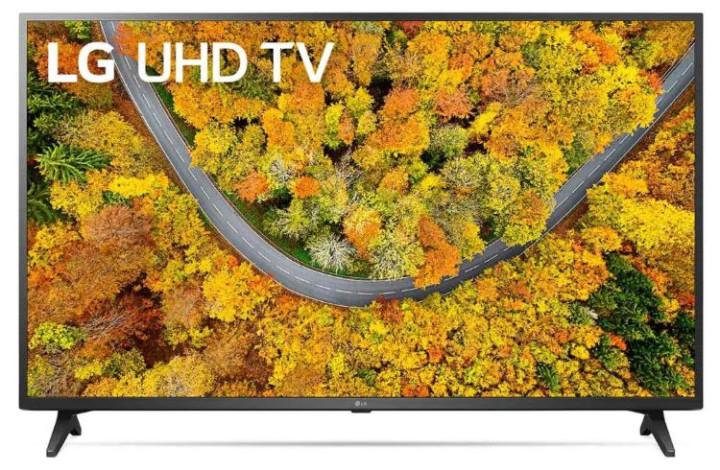 Телевизор LG 55UP75006LF 4K Smart TV
