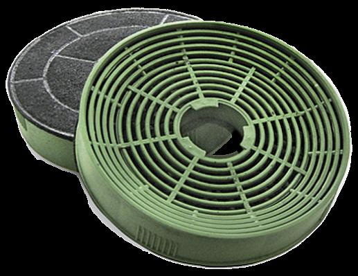 Фильтр угольный KRONA тип KU-2 (2 шт.)