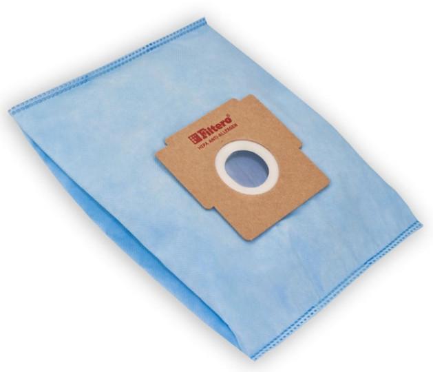 Мешки-пылесборники Filtero FLZ07 для Zelmer, Bork