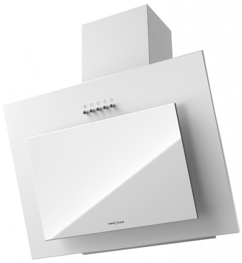 Вытяжка KRONA FREYA600 WHITE PB белая