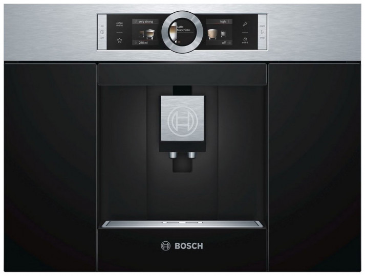 Кофе-машина BOSCH CTL636ES1