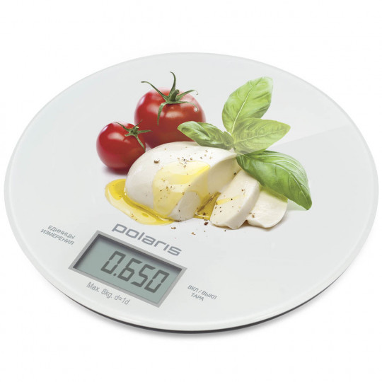 Весы кухонные POLARIS PKS0835DG