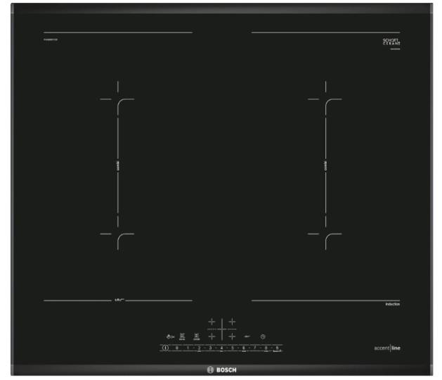Индукционная варочная панель Bosch PVQ695FC5E