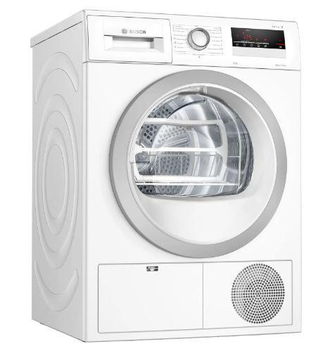 Сушильный автомат с тепловым насосом Bosch WTH85201OE